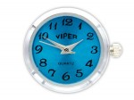 Chunk Druckknopf Uhr Clicks Chunks Snap Bead Buttons Uhren für Chunks Leder Armband Bild 2