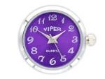 Chunk Druckknopf Uhr Clicks Chunks Snap Bead Buttons Uhren für Chunks Leder Armband Bild 3