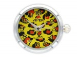 Chunk Druckknopf Uhr Clicks Chunks Snap Bead Buttons Uhren für Chunks Leder Armband Bild 9